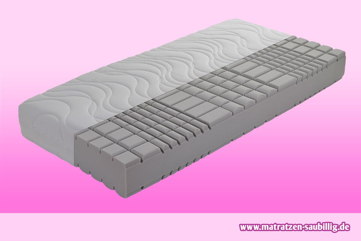 orthop dische 7 zonen kaltschaummatratze kaltschaum matratze 200 x 200 cm 200x200 cm air ks 600. Black Bedroom Furniture Sets. Home Design Ideas