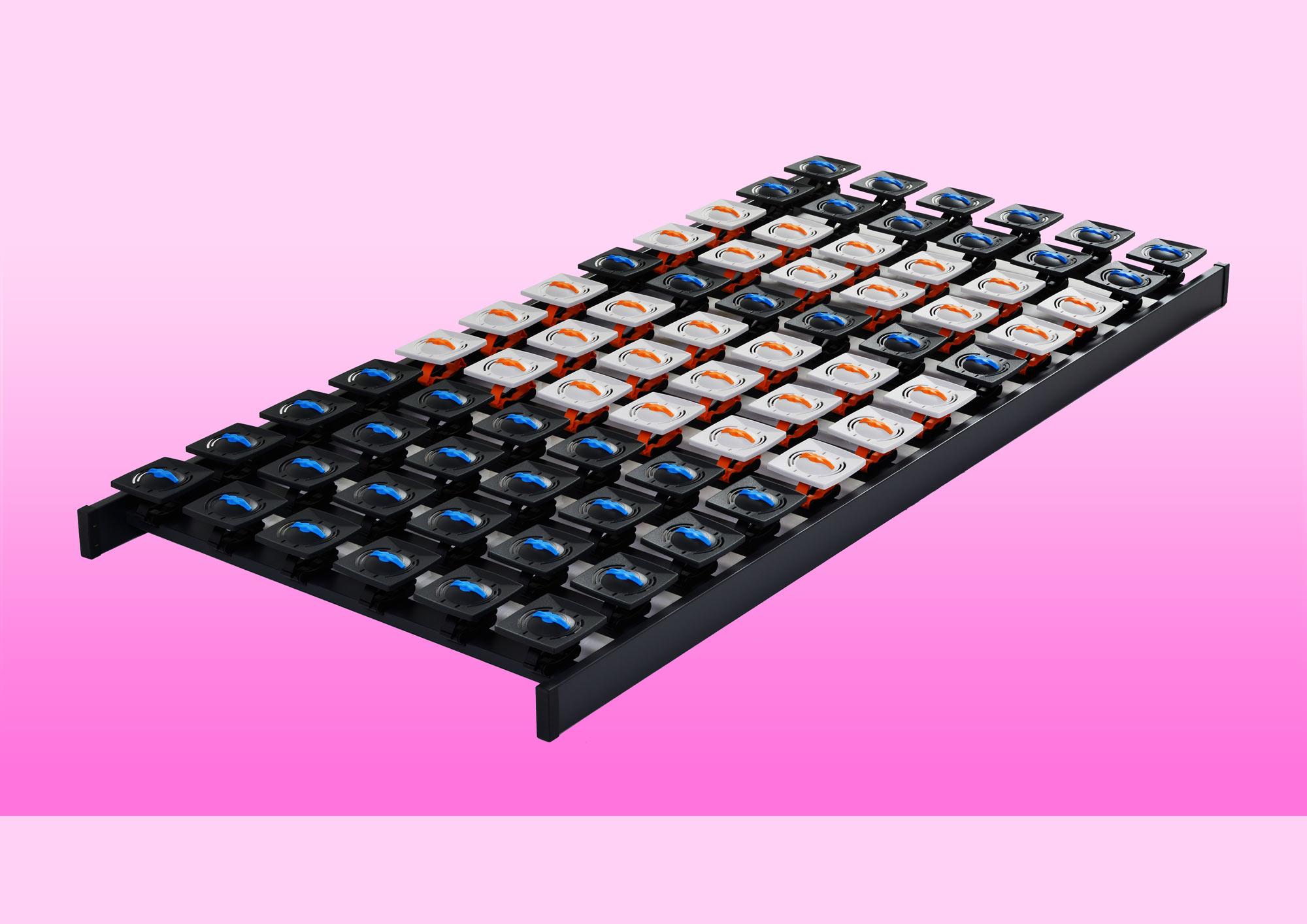 lattenrahmen lattenrost tellerrahmen tellerrost 100 x 200 100x200 cm dream. Black Bedroom Furniture Sets. Home Design Ideas