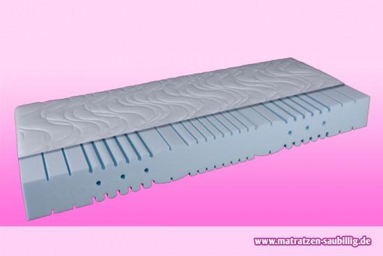orthop dische 7 zonen kaltschaummatratze kaltschaum matratze 160 x 200 cm 160x200 cm air ks 400. Black Bedroom Furniture Sets. Home Design Ideas