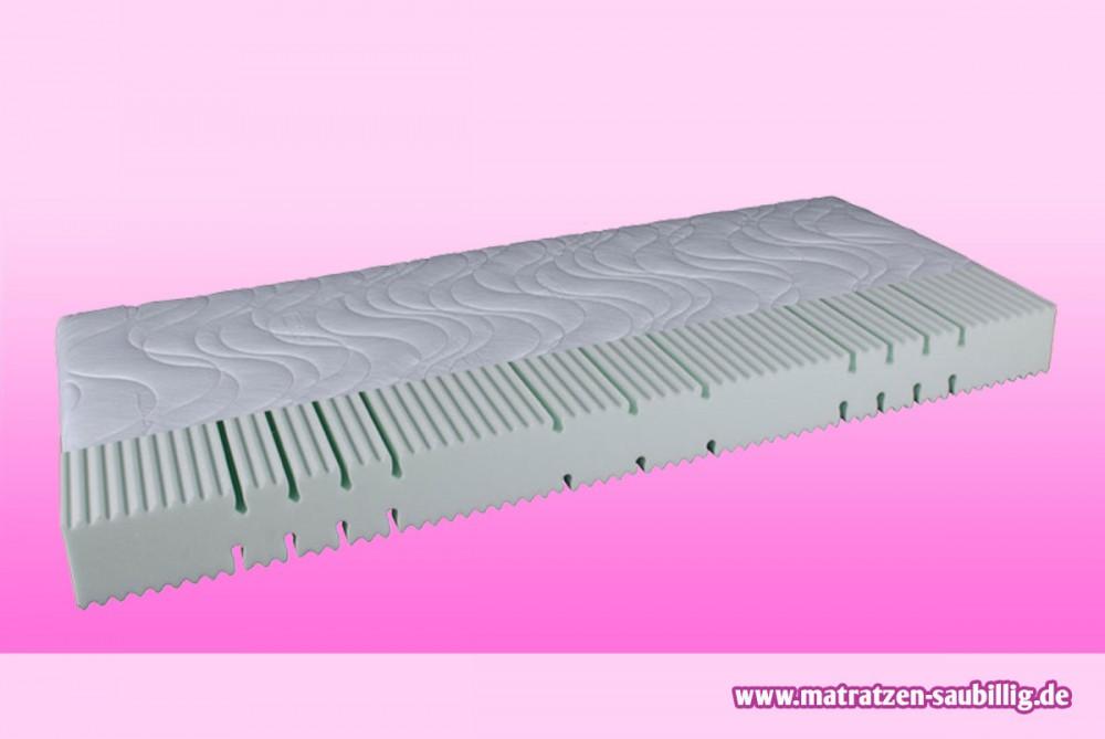 7 Zonen Komfortschaummatratze Matratze 90 X 200 Cm 90x200 Cm